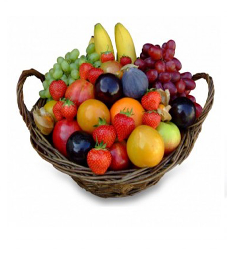 Simply Fruit Basket